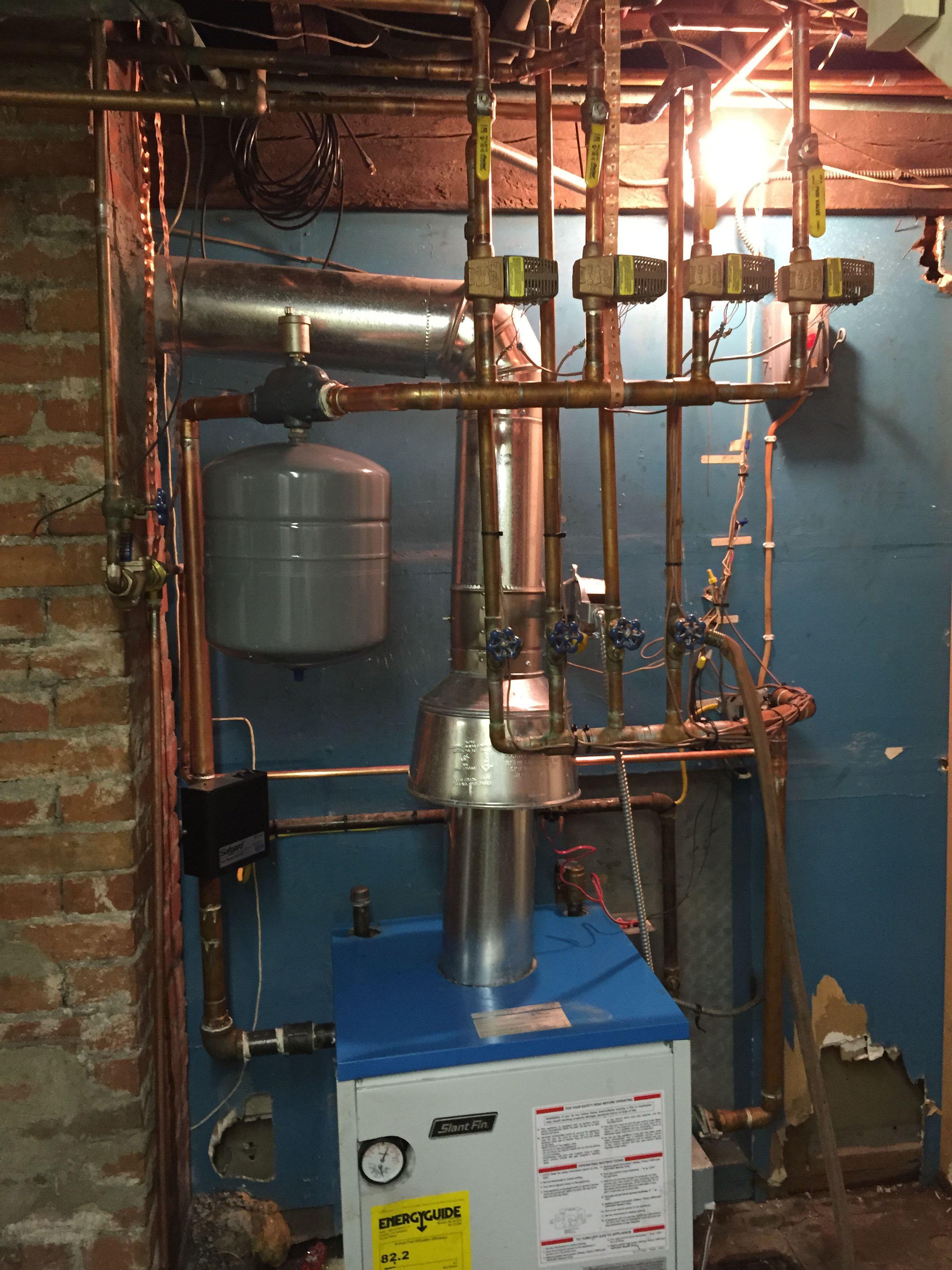 Schön Hydronic Boilersystem Bilder - Der Schaltplan - triangre.info